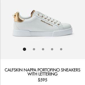 Women Dolce and Gabbana Sneaker